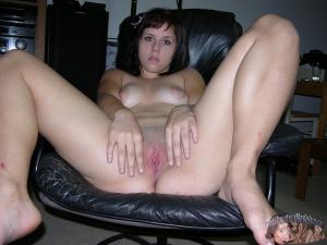 18yo Teen Solo Pussy Spreading