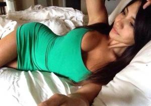 Amateur Latina Bubble Butt Babe