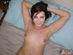 Big Ass Amateur MILF Nude