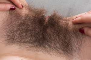 Extreme Hairy Pussy POV Close Up