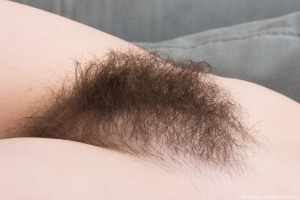 Super Hairy Pussy Close Up