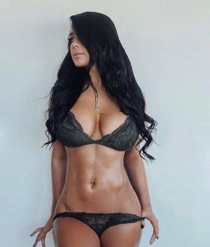 Big Booty Latina Babe Undressing