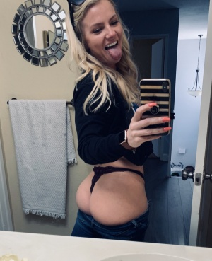 Big Butt Snapchat Ass Selfie
