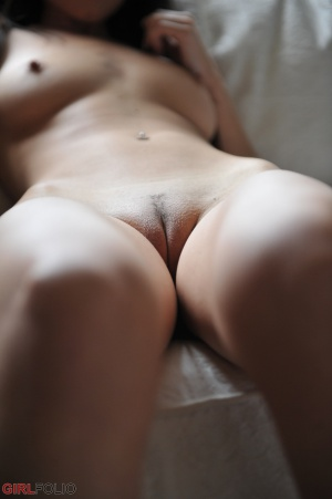 Nicely Shaved Pussy POV Close Up