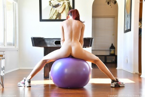 Huge Ass Gym Sex
