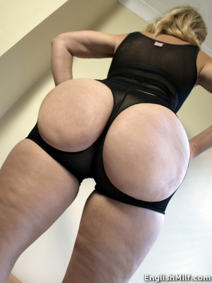 Bubble Butt Mature PAWG