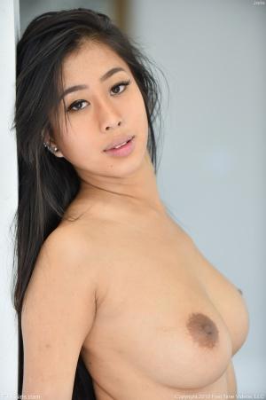 Busty Amateur Asian Girlfriend