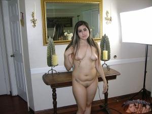Chubby BBW Amateur Latina Plumper