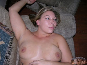 Chubby Young PAWG with Perfect Natural Tits