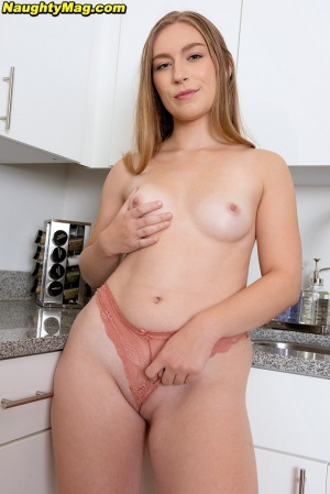 Cute Young Amateur with Big Hips
