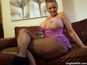 Fat Ass Cougar Mom