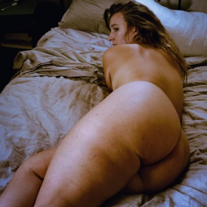 Huge Cellulite Ass and Thick Thunder Thighs