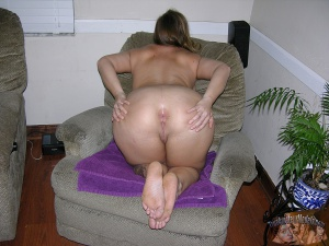 Fat White Ass Shaking PAWG