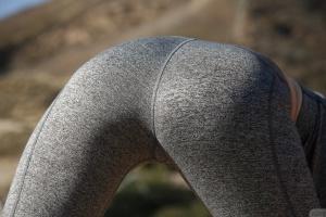Tight Ass Twerking in Spandex