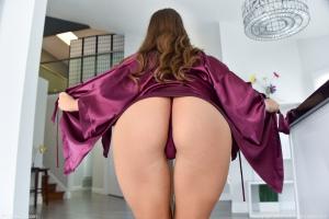 Huge Ass MILF Upskirt Booty