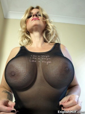 Mature PAWG with Huge Natural Tits