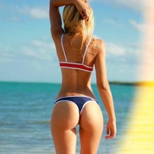 Perfect Ass Bikini Babe