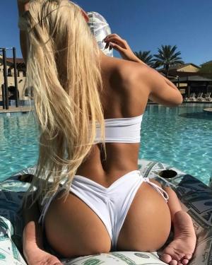 Nice Bubble Butt Bikini Ass