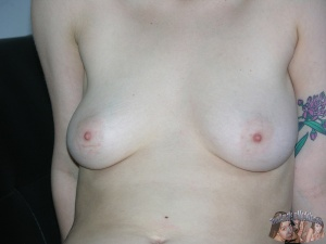 Petite Teen with Natural Tits