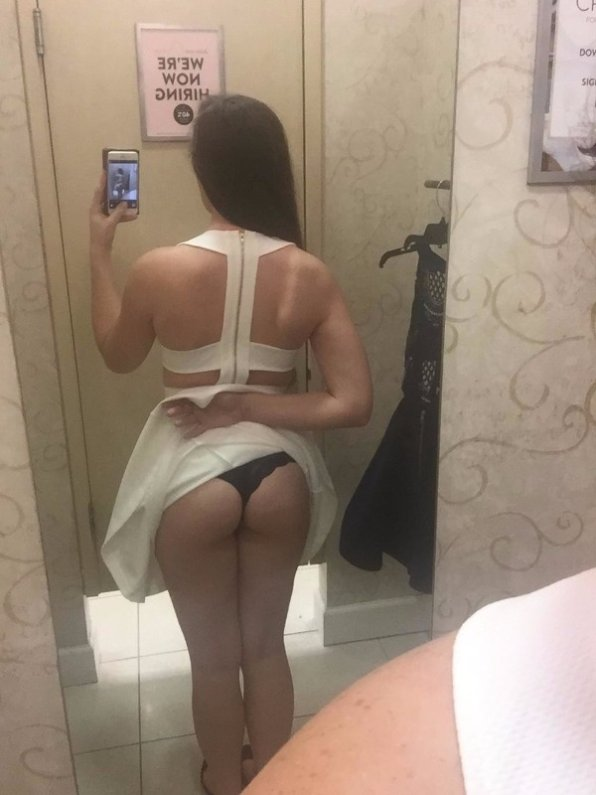 Dressing Room Pov Blowjob