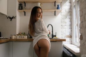 Super Hot Teen with a Perfect Tanned Ass