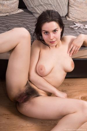Hairy Teen Pussy Spreading