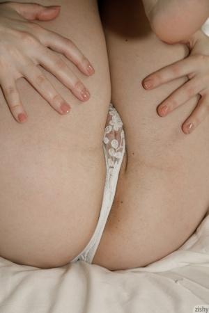 Thick White Girl POV Closeup